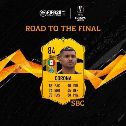 SBC Jesus Corona Road to the Final
