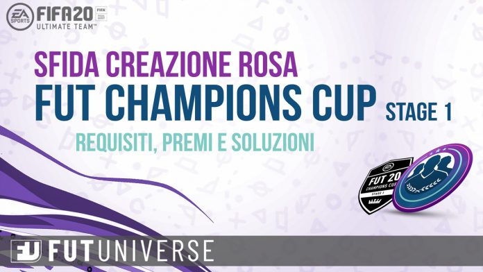 SBC Fut Champions CUP