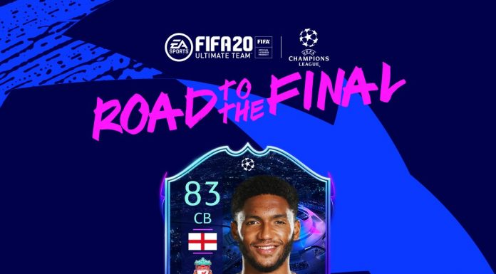 SBC Joe Gomez Road to the Final