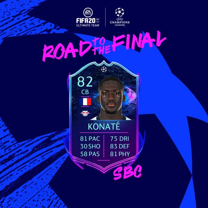 SBC Konatè Road to the Final
