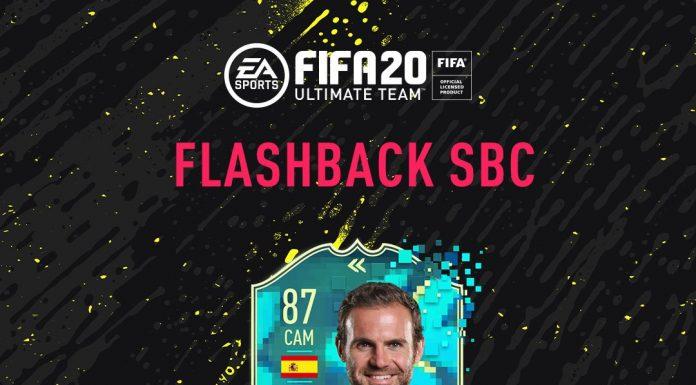 SBC Mata Flashback