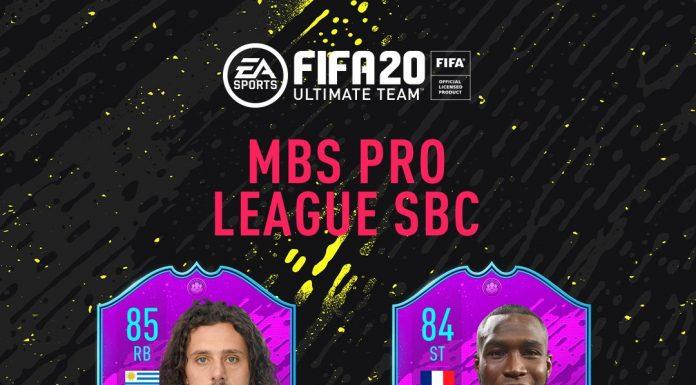 SBC MBS LEAGUE Saudi Professional League