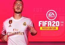 Fifa 20 Patch 1.09 - 1.08