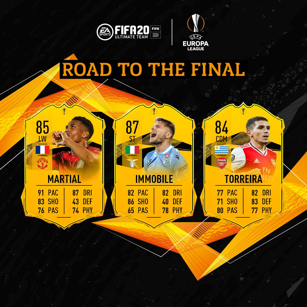 Road to the final Europa League 2