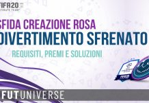 SBC Divertimento Sfrenato