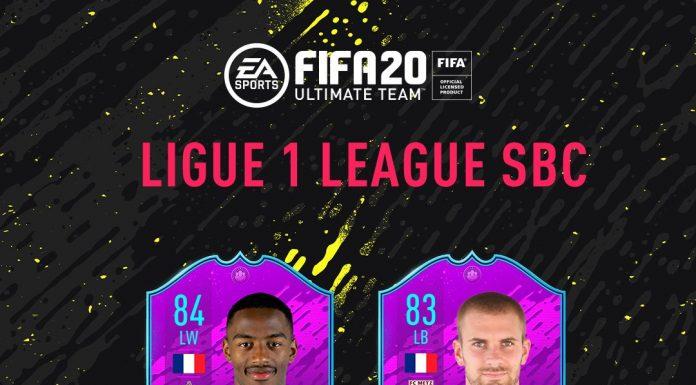 SBC Ligue 1 campionato