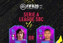 SBC Serie A