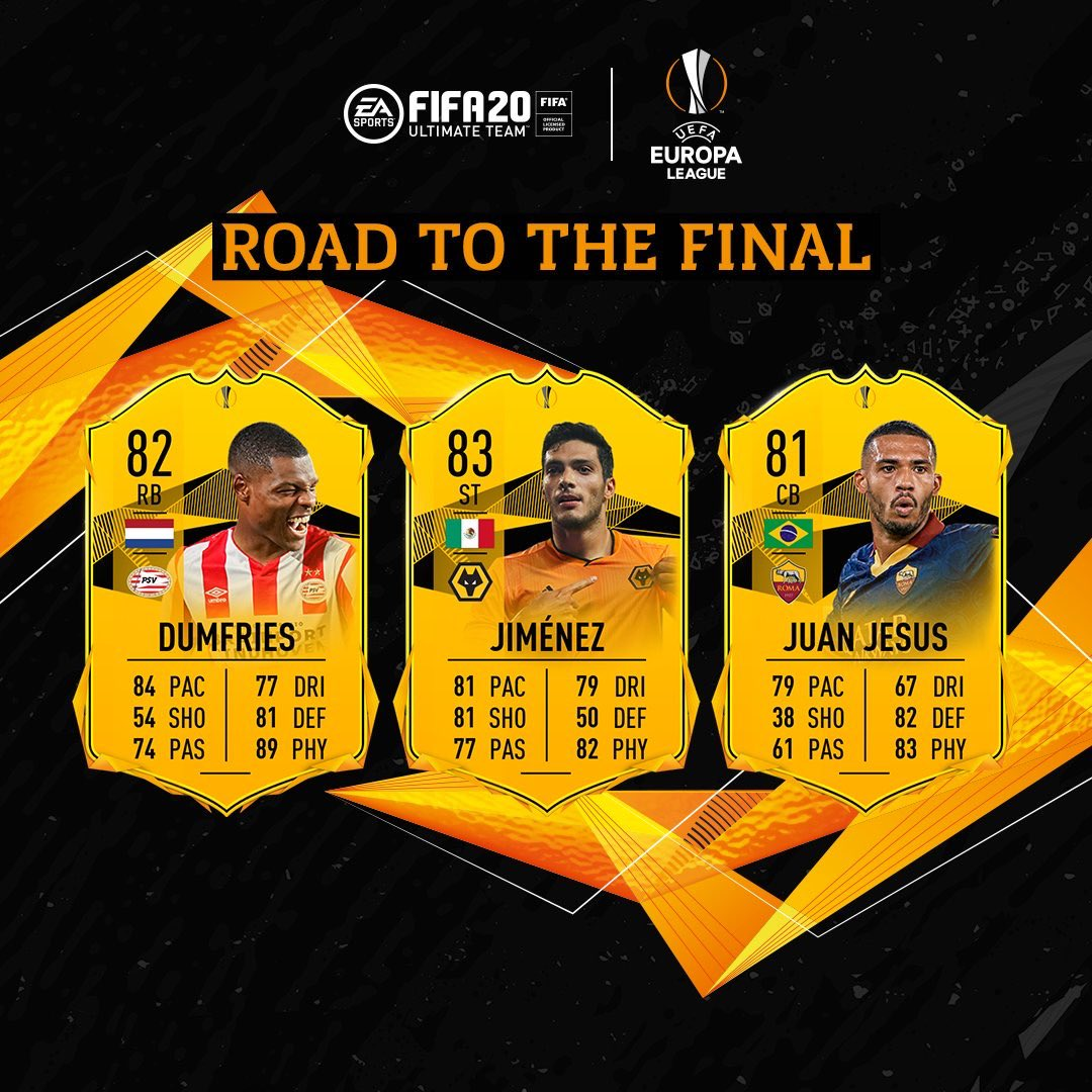 Road to the Final Europa League