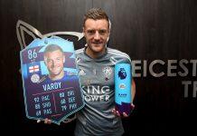 Vardy POTM Ottobre Premier League