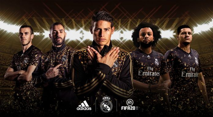 4° divisa Real Madrid su FUT