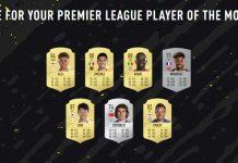 Candidati POTM Novembre Premier League