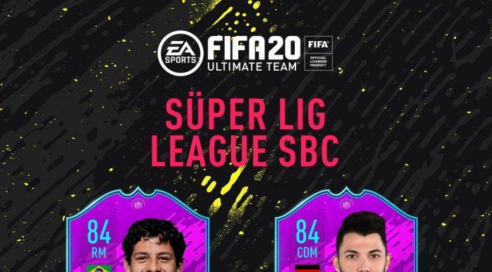 Super Lig SBC