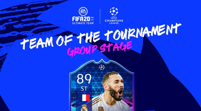Benzema TOTGS