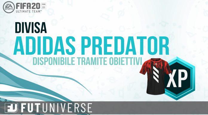 Divisa Adidas Predator FIFA 20