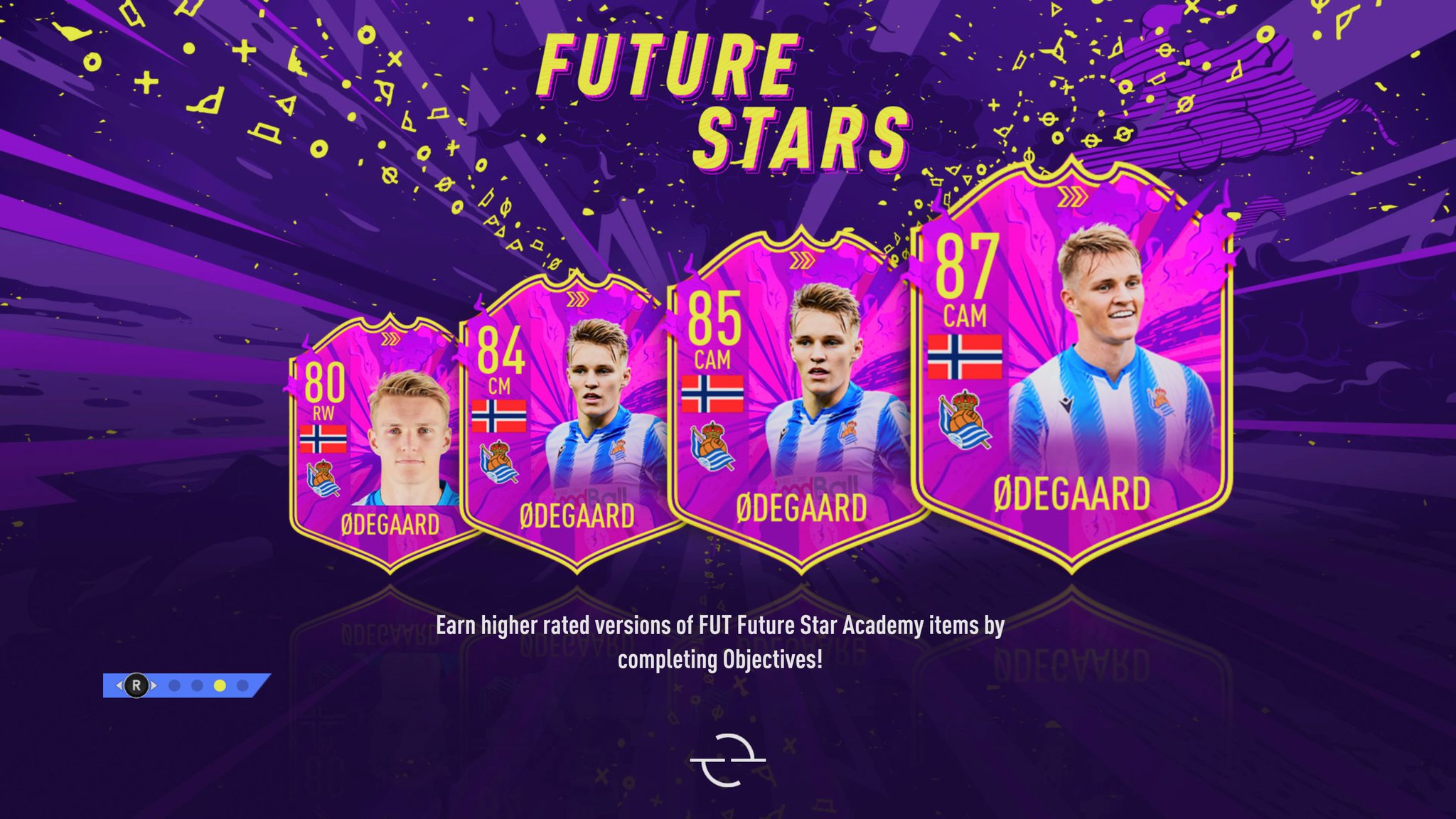Odegaard Future Stars Academy