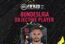 Obiettivo giocatore Bundesliga Verstraete