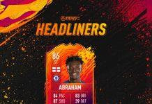 Abraham Headliners SBC