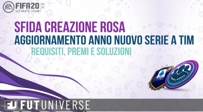 SBC Serie A TIM
