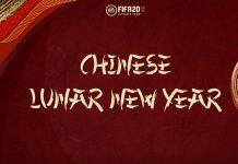 Capodanno Lunare Cinese FIFA 20