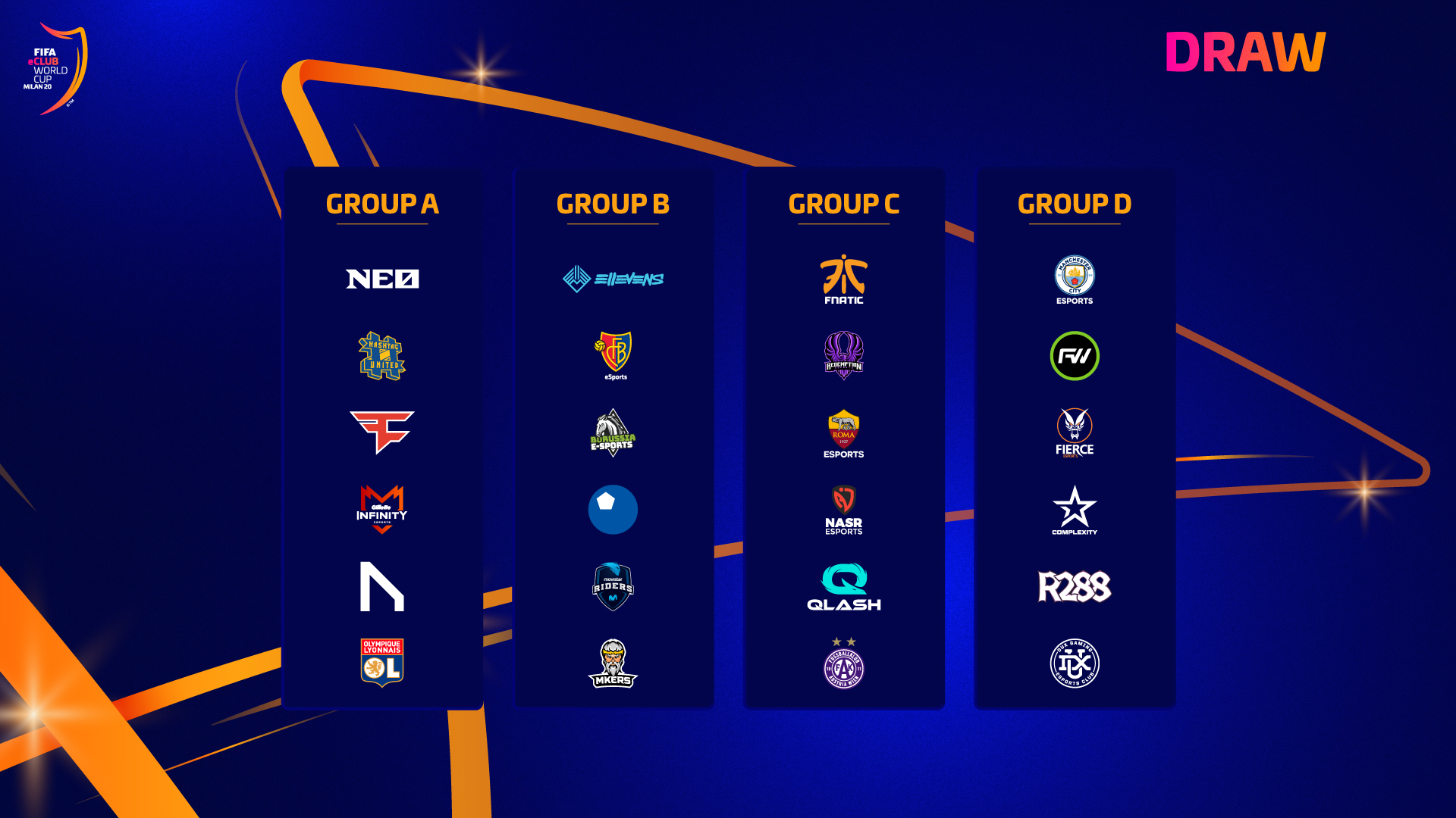 Fifa eclub World Cup Milano