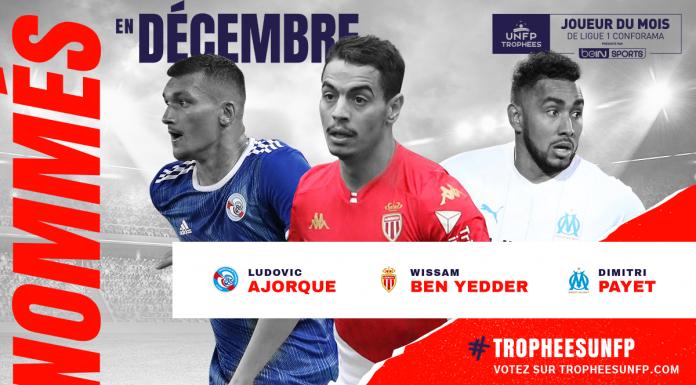 Candidati POTM Dicembre Ligue 1