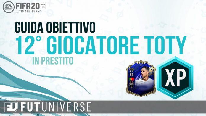 Cristiano Ronaldo TOTY in prestito - Come ottenere la card