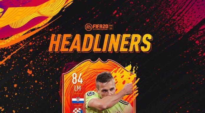 Orsic Headliners Obiettivi FIFA 20