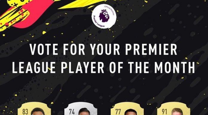 POTM Premier League Dicembre candidati