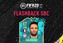 SBC Valbuena Flashback