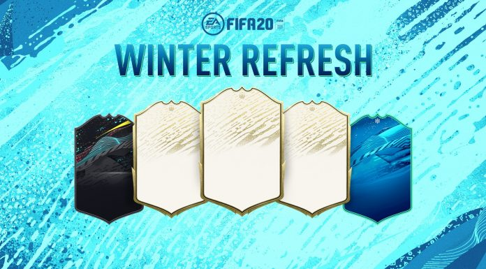 Winter Refresh Upgrades FIFA 20