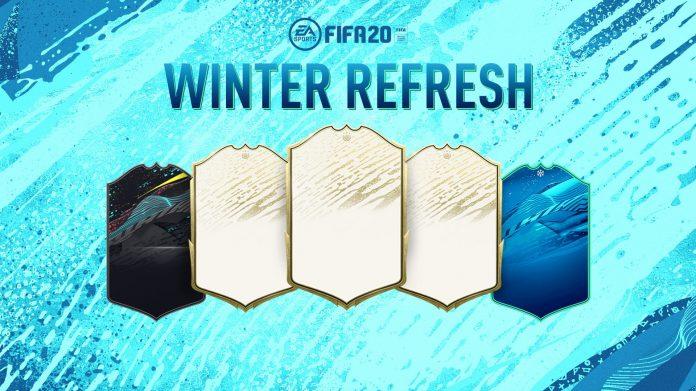 Winter Refresh Upgrades FIFA 20