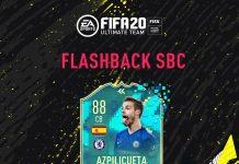 SBC Azpilicueta Flashback