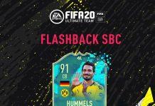 SBC Hummels Flashback