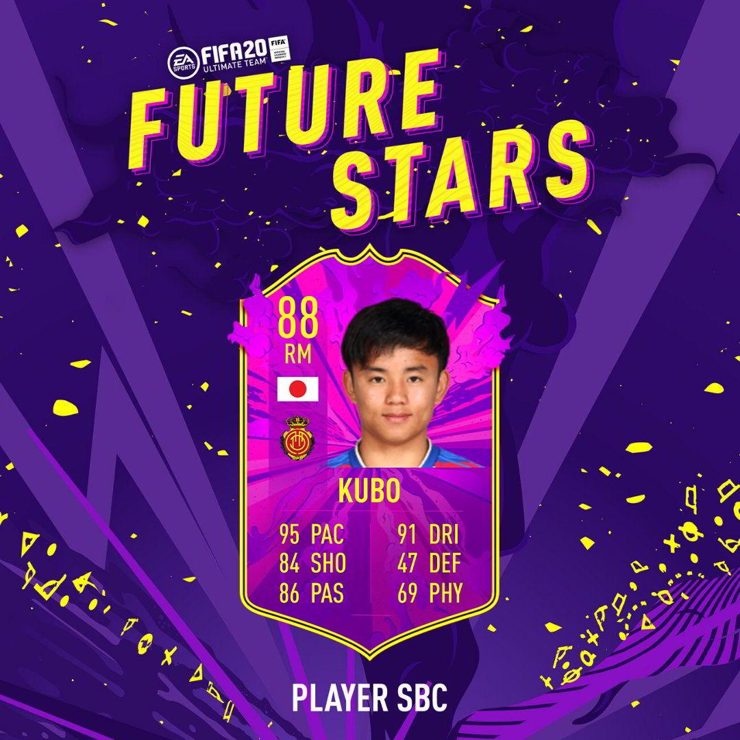 SBC Kubo Future Stars