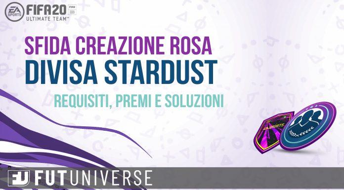 SBC Divisa Stardust