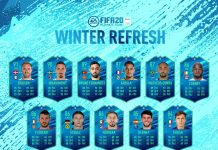 Winter Refresh Team