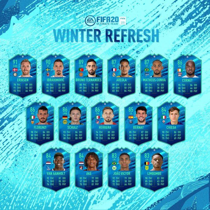 Winter Refresh Team