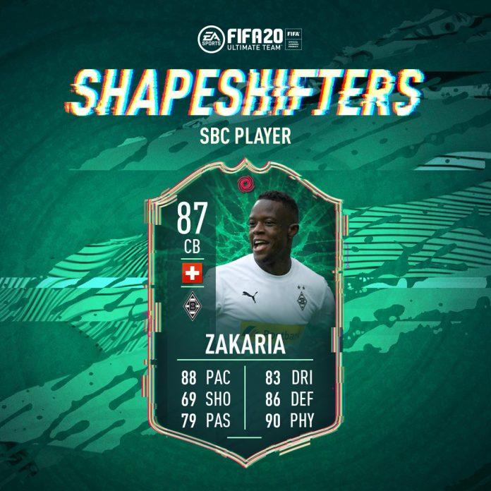 Zakaria Shapeshifters