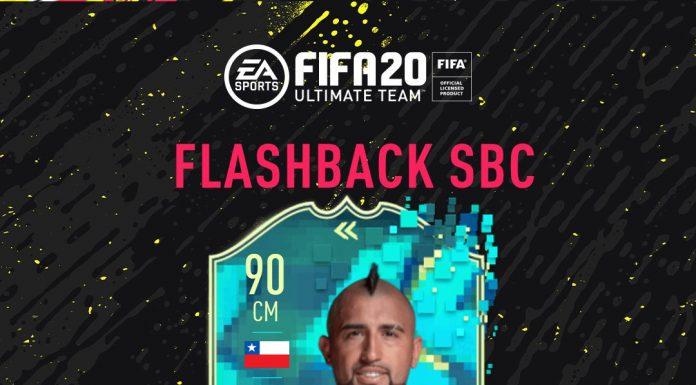 Vidal Flashback