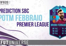 Bruno Fernandes POTM Febbraio Premier League Prediction Cover