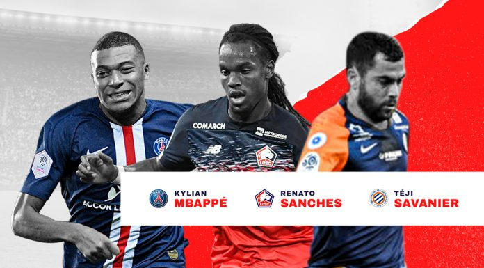 Candidati POTM febbraio Ligue 1