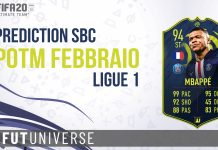 Mbappe POTM Febbraio Ligue 1 Prediction Cover