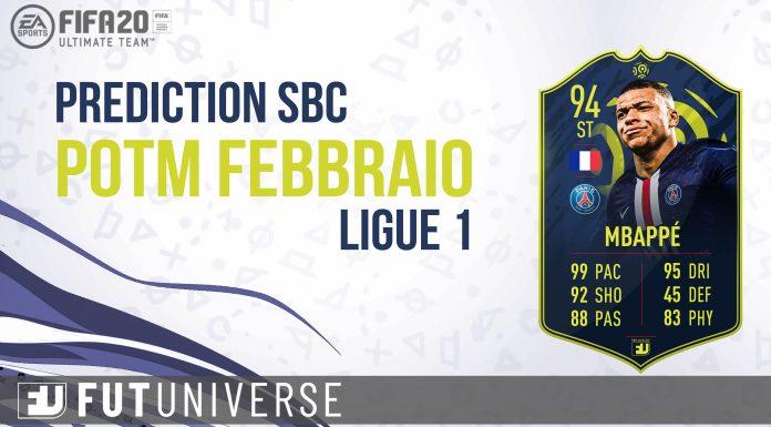 Mbappe POTM Febbraio Ligue 1 Prediction Cover