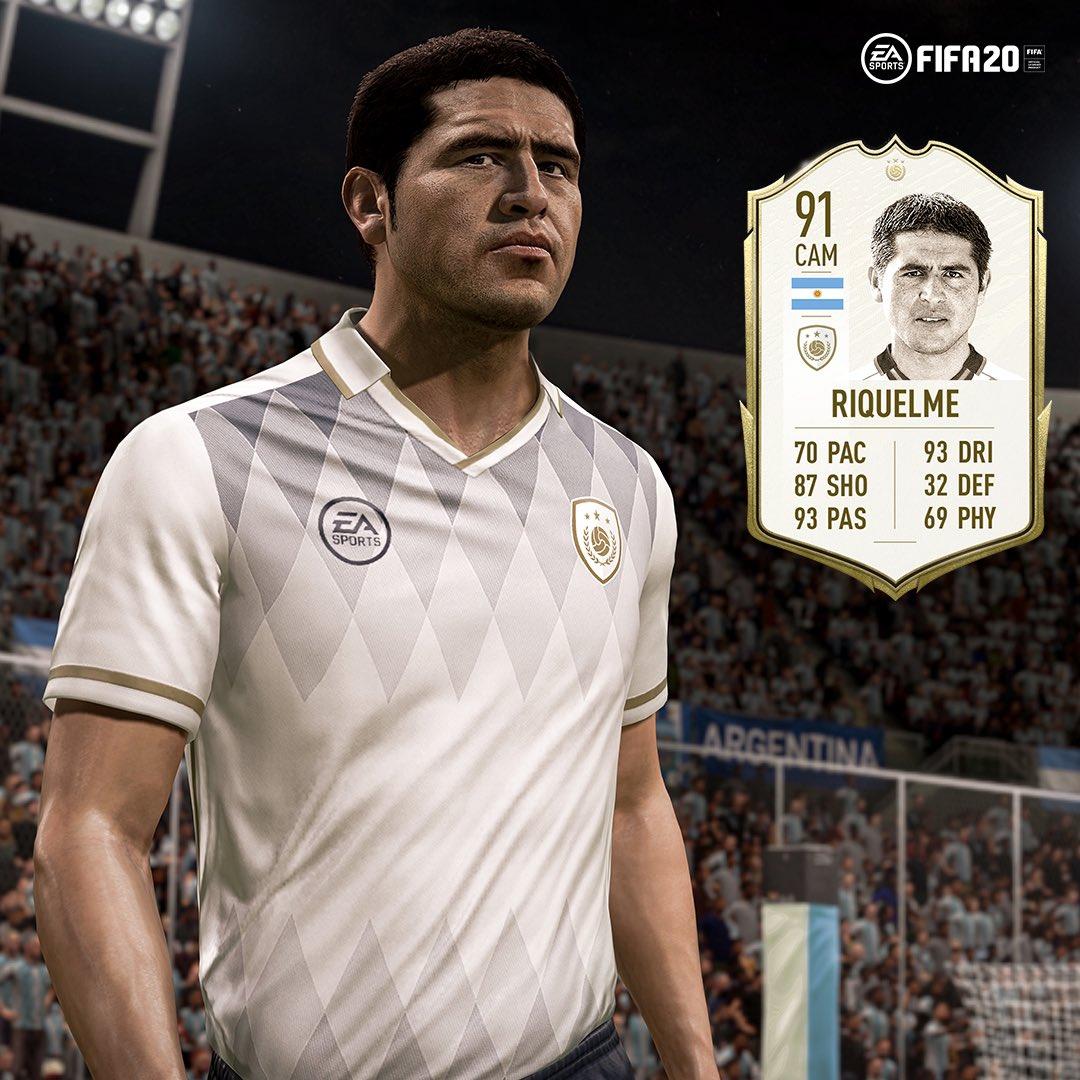 Riquelme FIFA 20