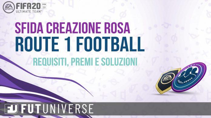 SBC 84+ Garantito Route 1 Football