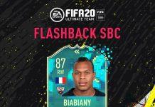 SBC Biabany Flashback