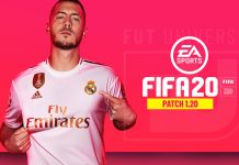 Patch 1.20 Fifa 20