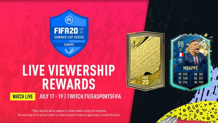 Summer Cup Series Pack Twitch