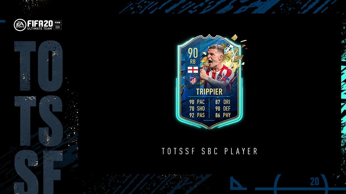 SBC Trippier TOTS