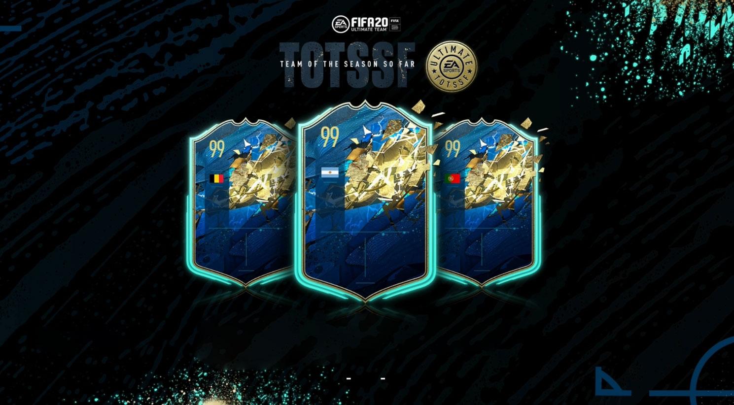 TOTSSF Ultimate FIFA 20